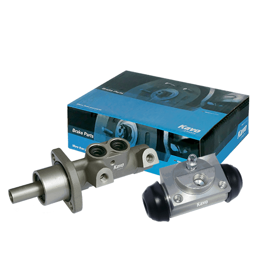 Hoofdremcylinders en wielremcylinders